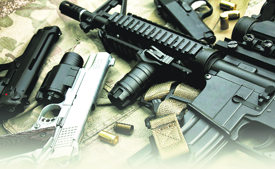 Illegal arms racket: Police get remand of two MP residents