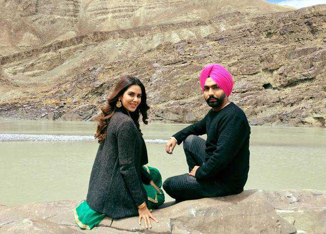 Ammy Virk-Sonam Bajwa's 'Puaada' to hit theatres in March