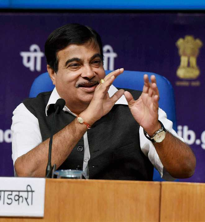 Big steel, cement firms operating as a cartel; need to place regulator: Gadkari