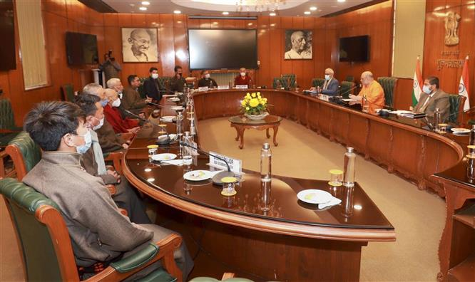 Centre to form panel to look into issues concerning Ladakh