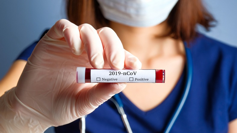 Rapid blood test to detect severe disease risk of Covid patients