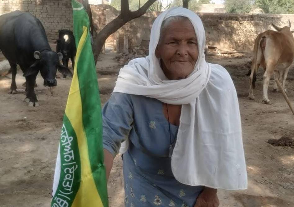 73-year-old Mohinder Kaur files complaint against Kangana Ranaut in Bathinda court