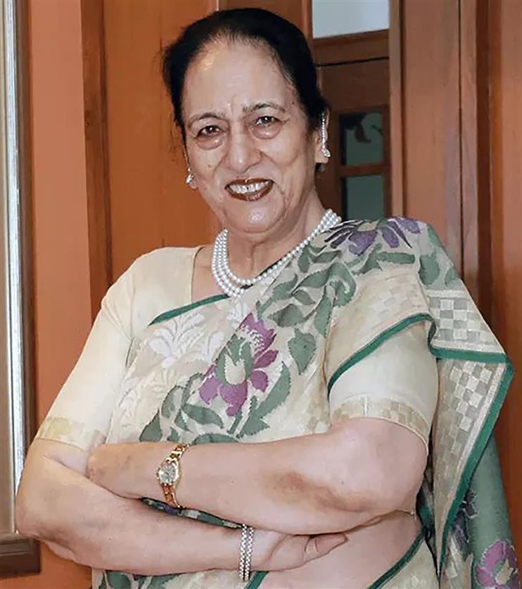 Ludhiana businesswoman Rajni Bector bags Padma Shri