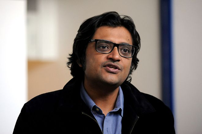 Arnab Goswami, two others do not appear before Raigad court