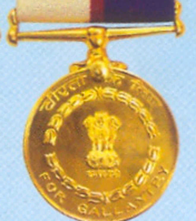 MHA announces 946 police medals; northern states bag 128; J-K tops with 71