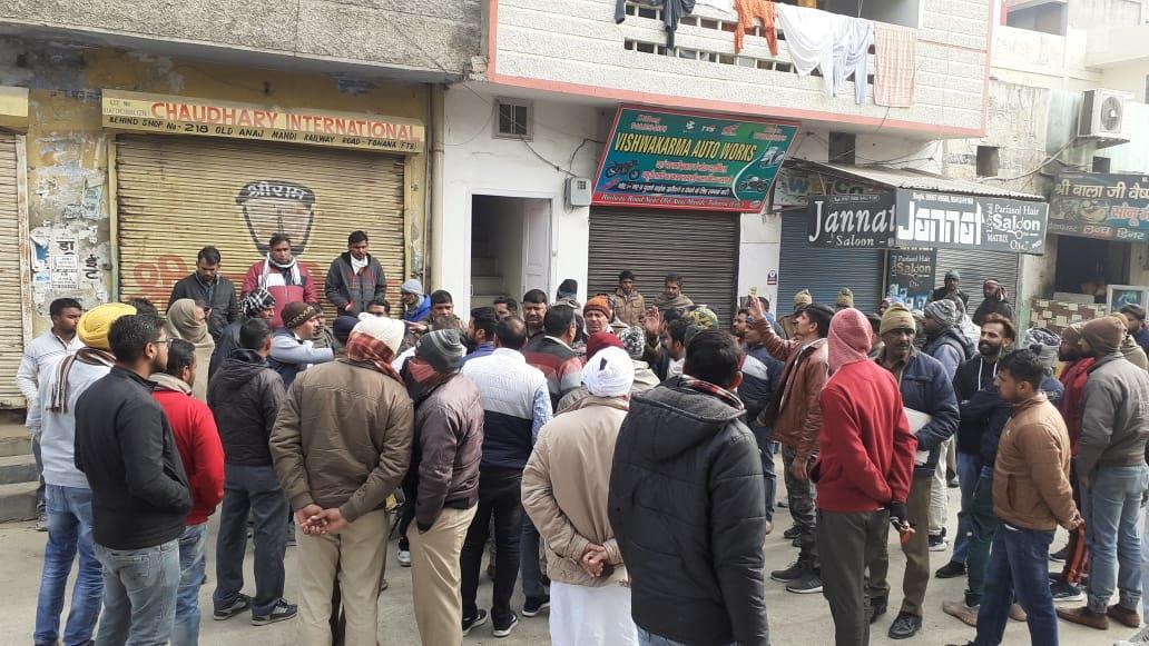 Lawyer's wife 'shot dead' in broad daylight in Haryana's Tohana