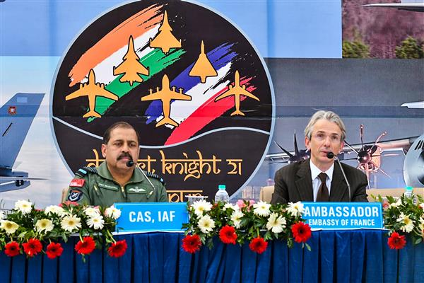 India working on 5th-gen fighter, some 6th-gen capabilities will be incorporated in it: IAF chief