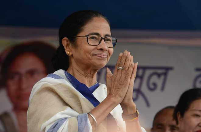 Not 'Parakram', Mamata says Bose's birth anniversary is 'Desh Nayak Divas'