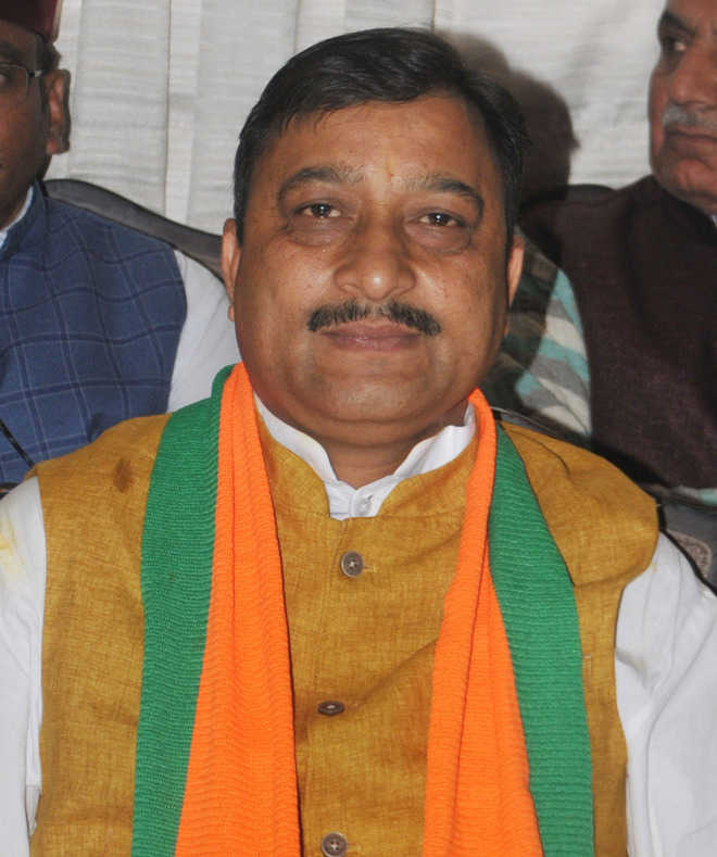 BJP: Humiliating defeat has unnerved Cong