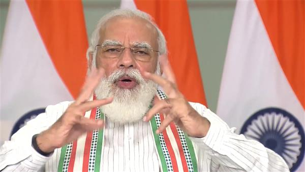 PM reaches out to indigenous Assamese amid anti-CAA clamour