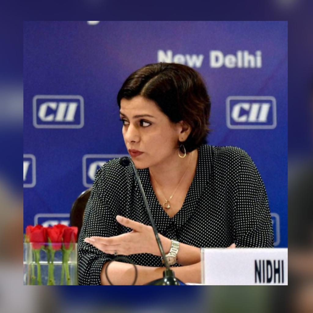 Senior TV journalist Nidhi Razdan files complaint with Delhi Police