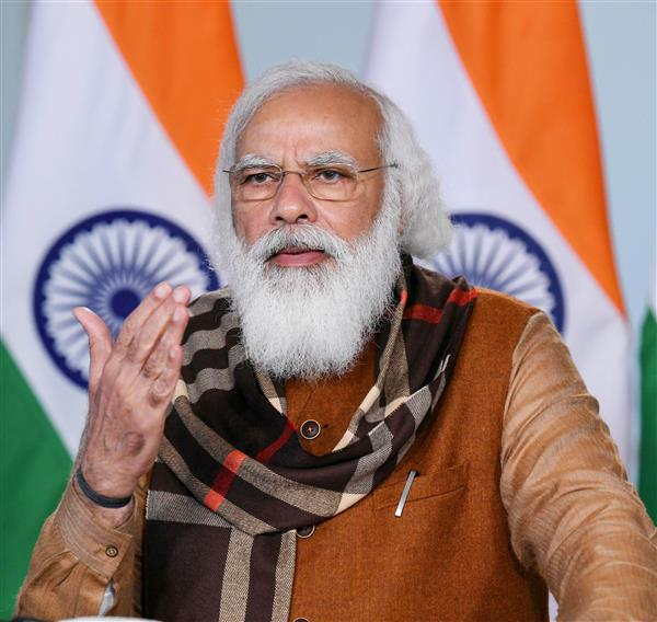 In last-minute change, PM visits Netaji's Elgin Road residence