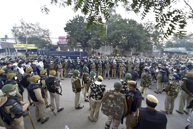 Police say forces inimical to India intend to hijack, disrupt farmers' tractor rally