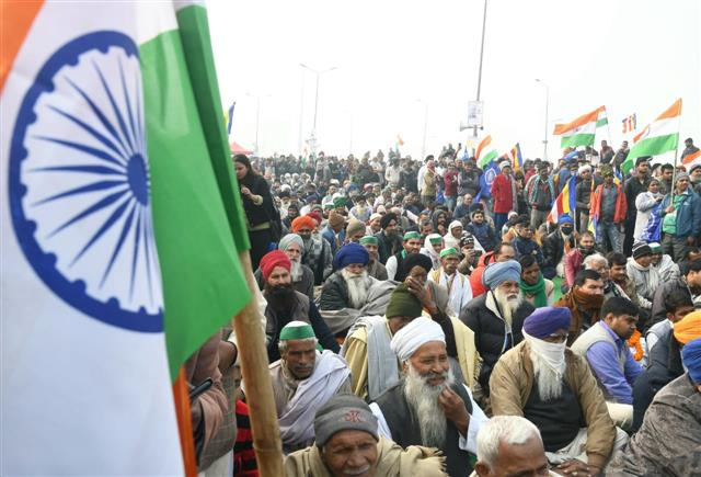 Farmer leaders finalise route for 'Kisan tractor parade' on Republic Day