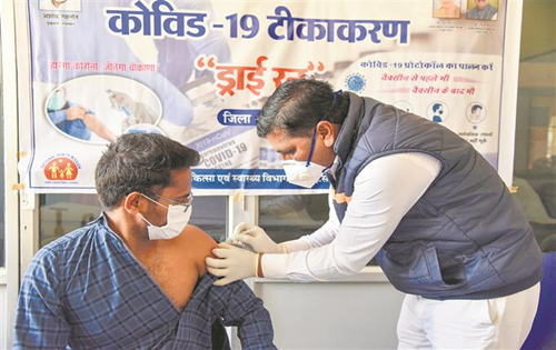 Experience of past vaccinations can be of help