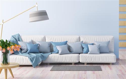 Design your interiors around natural, organic colour scheme