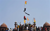 Tractor parade becomes violent; farmers enter Red Fort, hoist flag