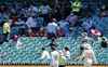 Indian fan complains of racism at SCG during third Test