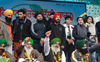 Rabbi Shergill, Swara Bhasker, Noor Chahal show solidarity at farmers' protest