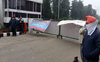 Punjabi varsity employees shut gates; protest over demands