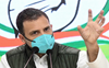 With farmers out on roads, India has become a laughing stock: Rahul