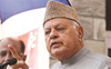 Farooq Abdullah says 'can't even kiss my wife' because of Covid