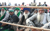 Farmers nab miscreant at Kundli border, say he was sent to disturb peaceful protest