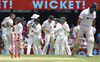Australia 243 for 7 in second innings at tea on day 4 of Brisbane Test