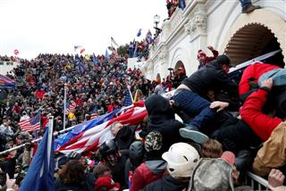 World leaders are appalled by storming of US Capitol