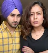 Neha Kakkar has an aggressive message for Rohanpreet Singh's ex-girlfriends in this Instagram reel