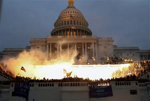 4 killed in violence as Trump supporters storm US Capitol