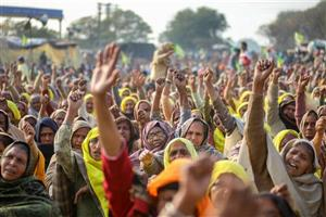 Protesting farmer unions welcome Bhupinder Singh Mann's decision, but say will not accept any committee