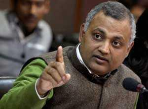 AAP's Somnath Bharti gets 2 years in jail for assaulting security staff at AIIMS