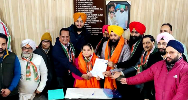 Political activities pick up pace for by-election in Ward No. 37 in Amritsar