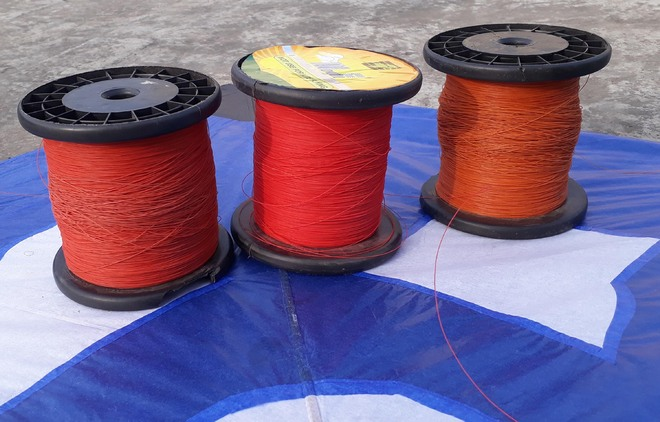 Sale of Chinese string goes on unabated