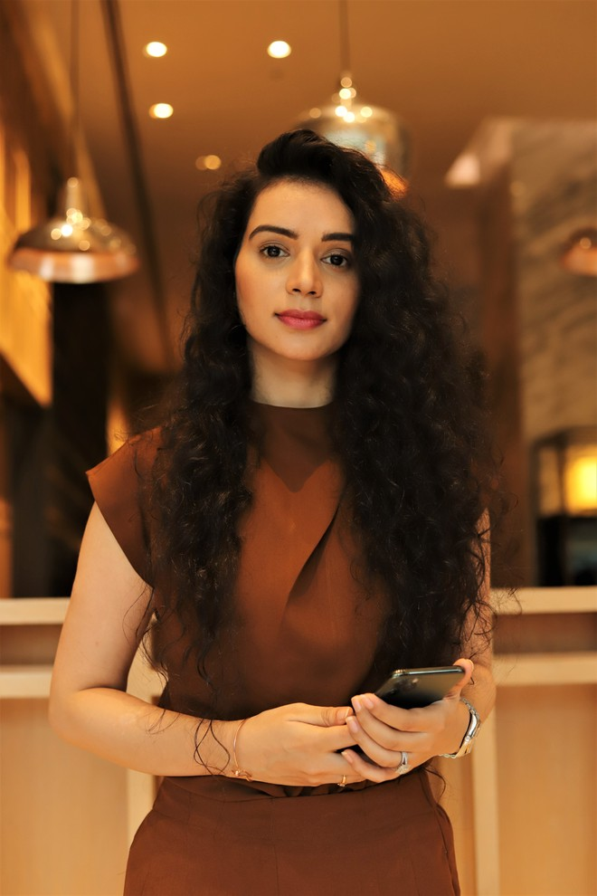 Sukirti Kandpal talks on motherhood