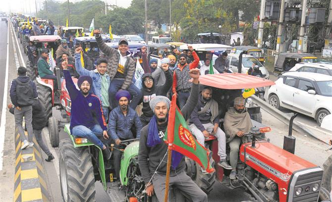 60 km, 5 routes, nod for Republic Day rally