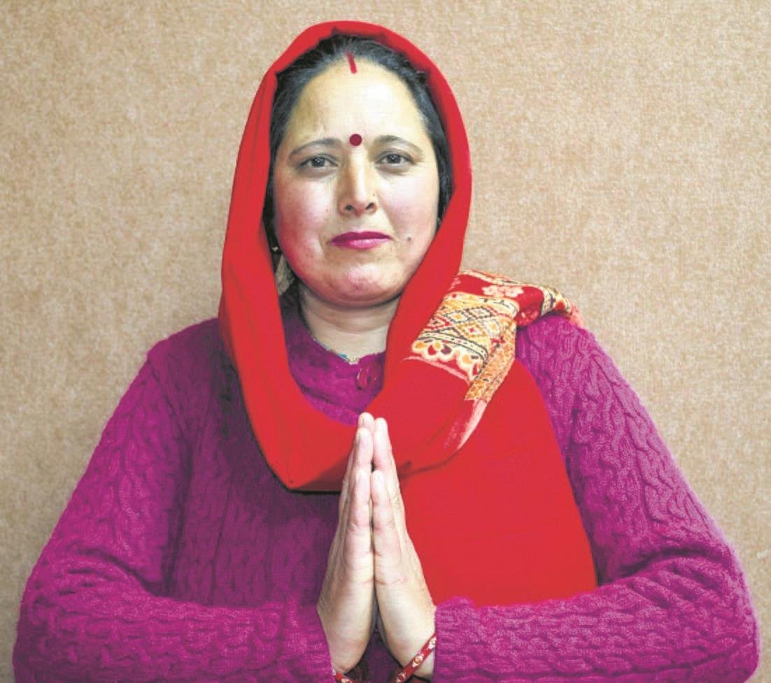 Rani elected chief of Dalhousie MC