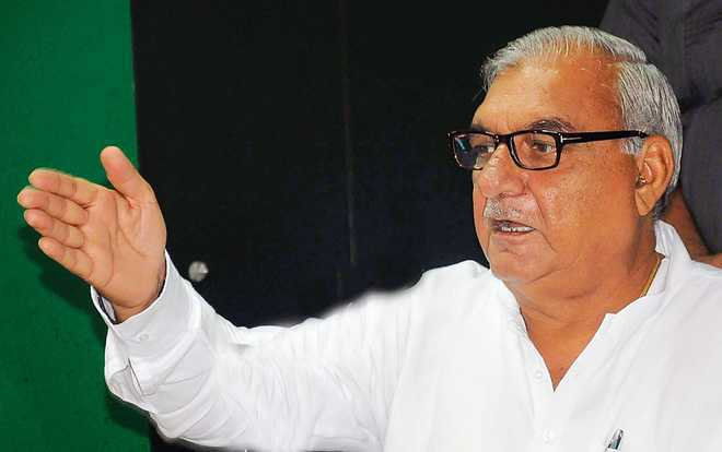 Repeal forcibly introduced laws: Hooda