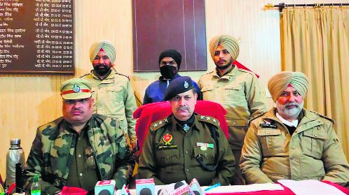 Police solve 2-month-old dacoity case; 1 held