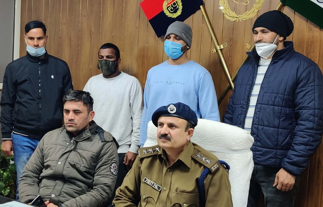 Gangster nabbed from Dwarka expressway