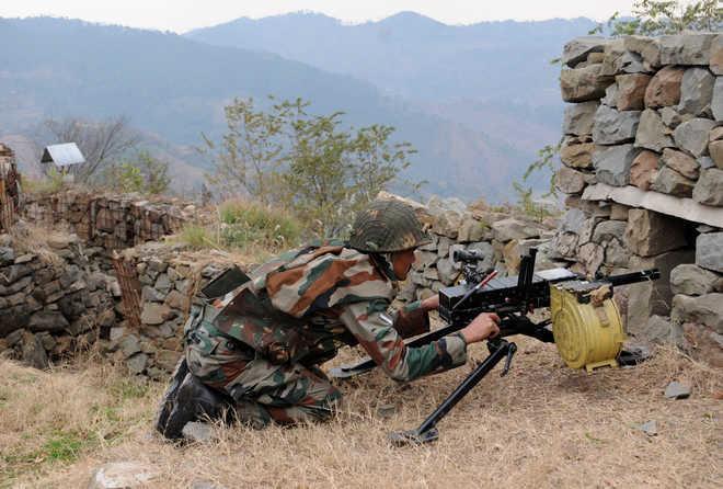 Teen hurt in Pak shelling in Poonch