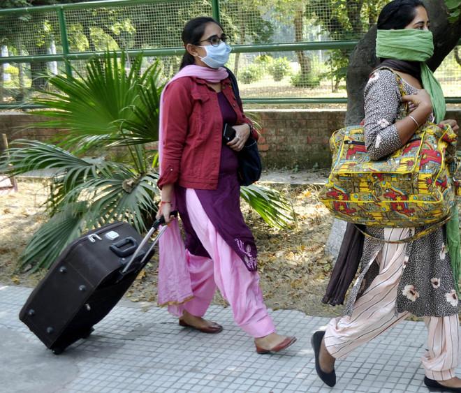 Classes begin on Punjabi University campus