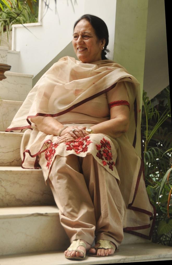 Padma Shri for Ludhiana bizwoman Rajni Bector