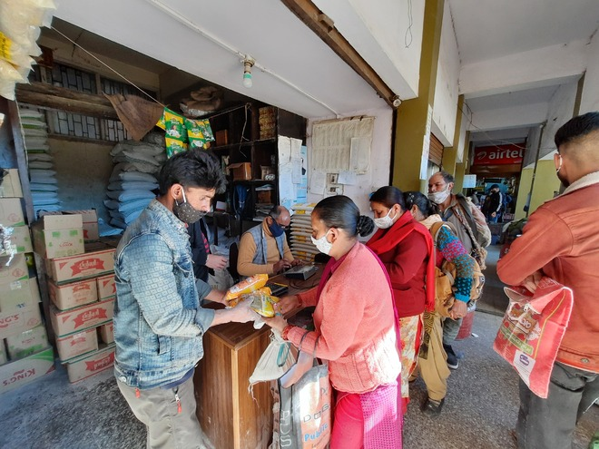 Biometric system back for PDS consumers in Himachal