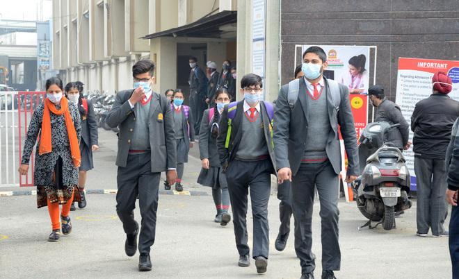 CBSE schools begin offline classes
