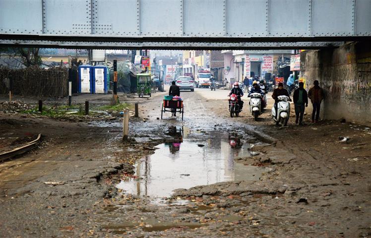 Ludhiana MC plans underpass on Jassian Road