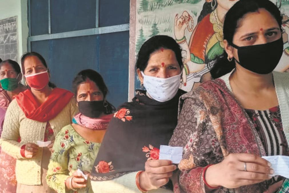 Setback for top leaders in Himachal Zila Parishad poll