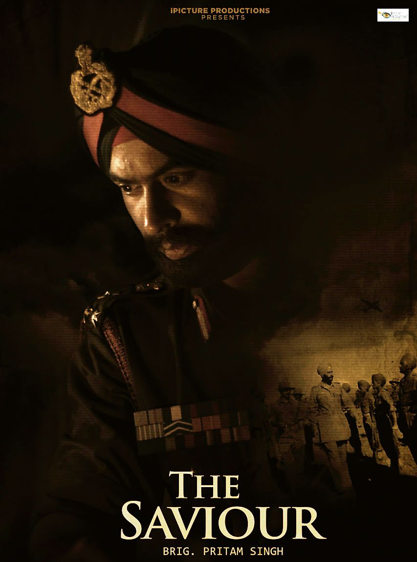 The  docudrama The Saviour Brig. Pritam Singh throws light on his eventful life