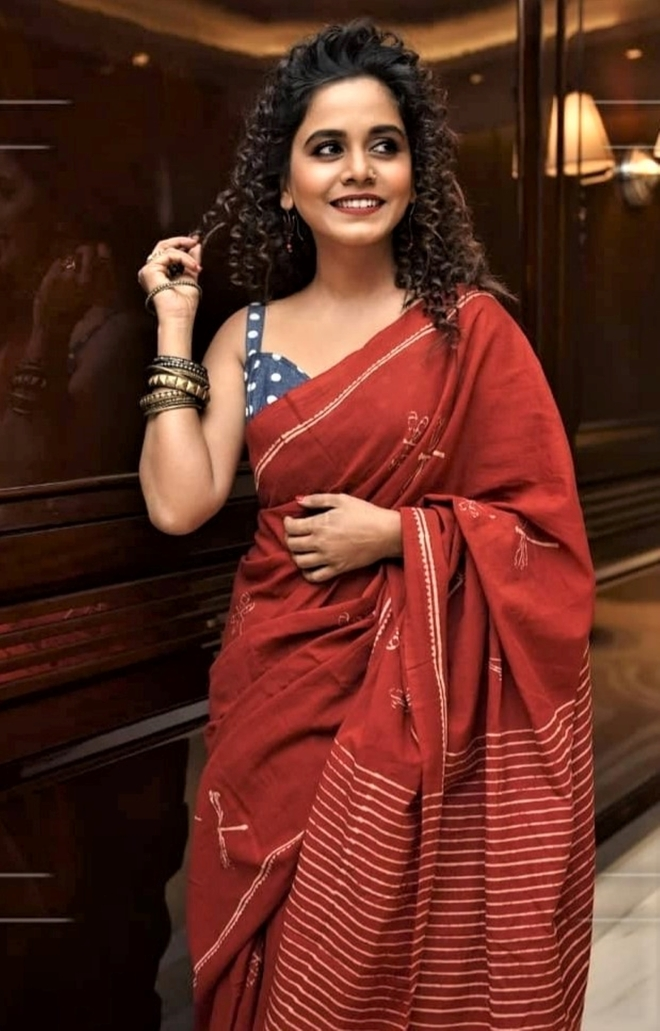 Hemang Kavi is currently seen in Teri Laadli Main. The actress hopes that the show is successful in delivering a powerful message
